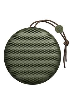Bang & Olufsen by Bang & Olufsen A1 Wireless Portable Bluetooth speaker - Moss Green