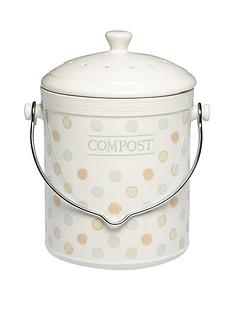 classic-collection-ceramic-composter-with-carbon-filter-ndash-4-litre