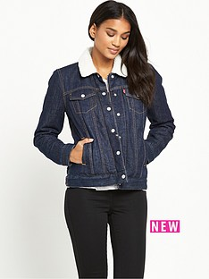 levis-levis-bf-trucker-down-lined