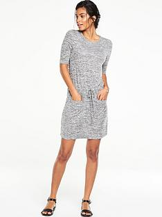 v-by-very-pocket-front-drawstring-dress