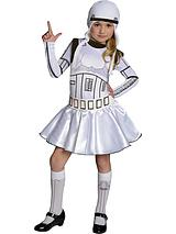 Star Wars Girls Stormtrooper - Childs Costume