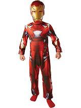 Marvel Iron Man Classic - Childs Costume