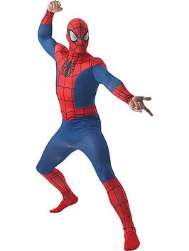 spiderman-adult-costume
