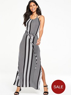 v-by-very-petite-strappy-maxi-dressnbsp