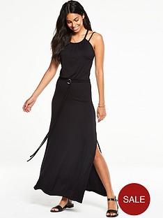 v-by-very-petite-strappy-maxi-dress-black