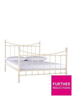ruby-metal-bed-framenbspwith-mattress-options-buy-and-save
