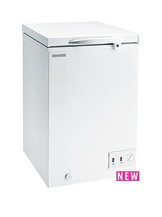 hoover-cfh106awk-102-litre-chest-freezer-white
