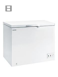 hoover-cfh307awk-295-litre-chest-freezer-white