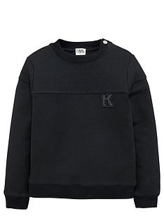 karl-lagerfeld-boys-quilted-sweat-top