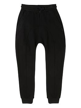 karl-lagerfeld-quilted-jogger