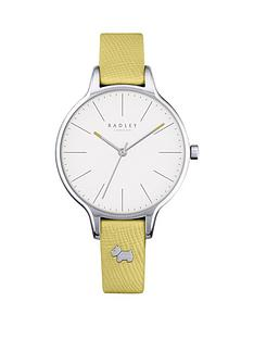radley-radley-saffiano-reed-white-face-silver-tone-case-dog-stud-leather-strap-ladies-watch