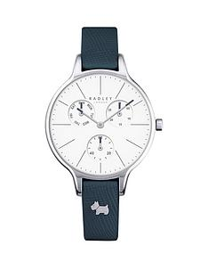 radley-radley-saffiano-shingle-white-face-dog-stud-leather-strap-ladies-watch
