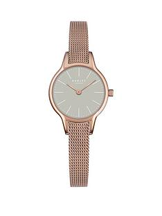 radley-radley-saffiano-granite-grey-dial-rose-tone-mesh-bracelet-ladies-watch
