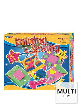 beginners-knitting-and-sewing