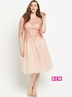 chi-chi-london-chi-chi-curve-frac34-sleeve-mesh-and-lace-prom-midi-dress