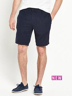 river-island-slim-fit-linen-shorts
