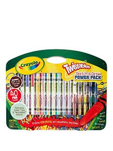 Crayola Twistables Sketch N Draw