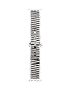 apple-42mm-pearl-nylon-band