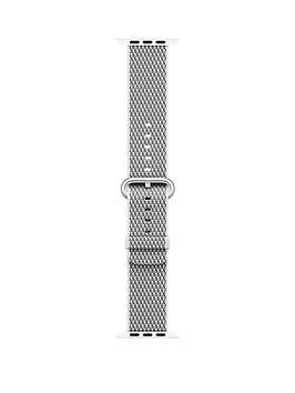 apple-42mm-pearl-nylon-band