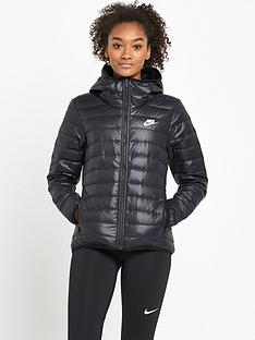 canyon down filled jacket