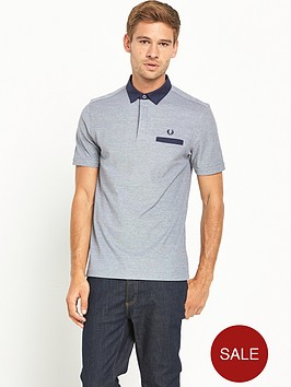 fred-perry-oxford-collar-polo