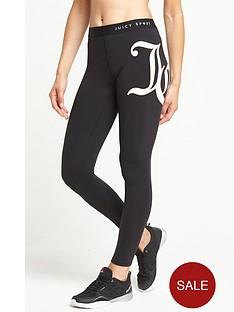 juicy-sport-long-legging-black