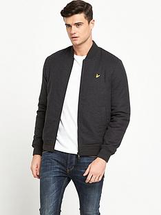 lyle-scott-brushed-bomber-jacket