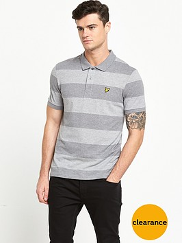 lyle-scott-wide-stripe-polo