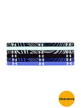 under-armour-mini-graphic-headband-6-pack