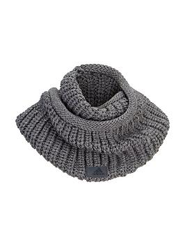 adidas-chunky-knit-scarf