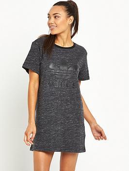 adidas-originals-trefoil-t-shirt-dressnbsp