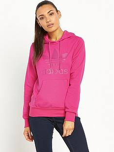 adidas-originals-trefoil-logo-hoodie