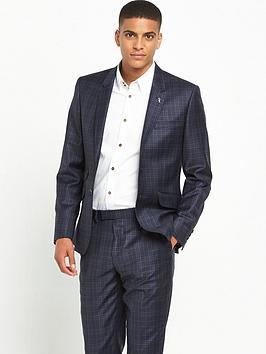 ted-baker-hunter-check-suit-jacket