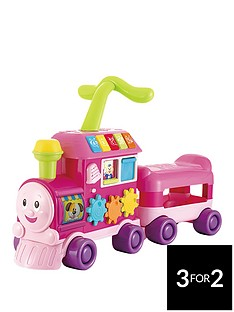 walker-ride-on-learning-train-pink