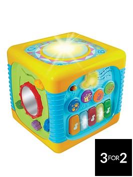 music-fun-activity-cube