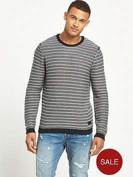 only-sons-only-amp-sons-damien-crew-neck-jumper