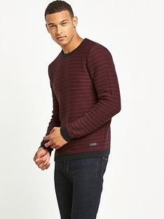 only-sons-damien-crew-neck-jumper