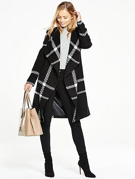 wallis-check-waterfall-coat