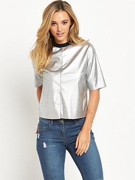 converse-metallic-mock-neck-t-shirt