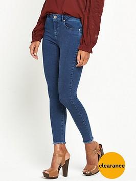 miss-selfridge-lizzie-mid-wash-frayed-hem-jeans