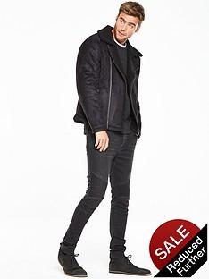v-by-very-shearling-biker-jacket