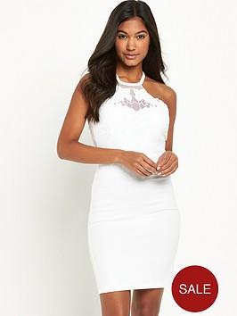 miss-selfridge-applique-bodycon-dress