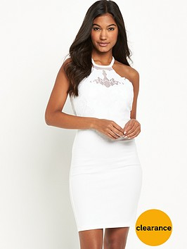 miss-selfridge-applique-bodycon-dress