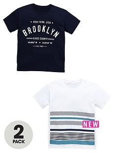 v-by-very-authentic-2-pack-tees