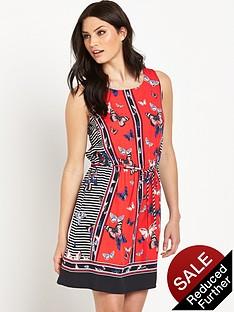 oasis-butterfly-stripe-dress