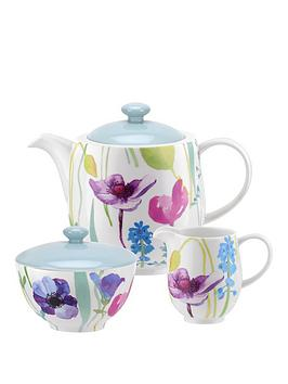 Photo of Portmeirion water garden 3-piece tea set