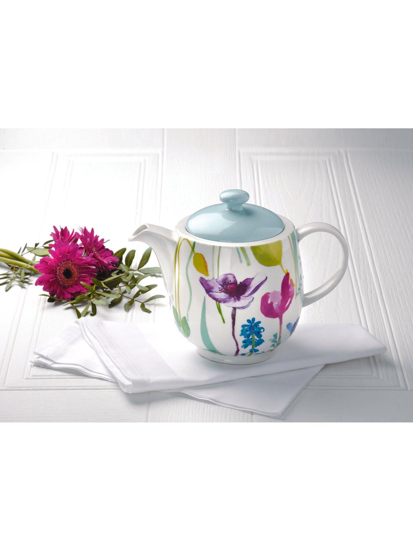 Portmeirion Water Garden 3Piece Tea Set verycouk