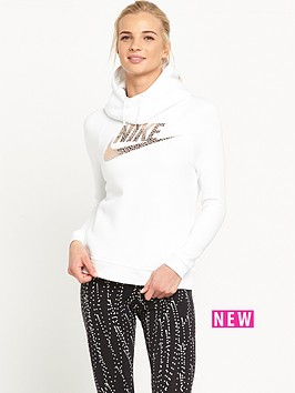 nike-sportswear-rally-metallic-funnel-neck-hoodie