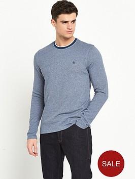 original-penguin-penguin-jaspe-long-sleeve-t-shirt