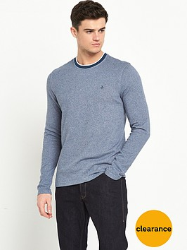 original-penguin-penguin-jaspe-long-sleeve-t-shirt